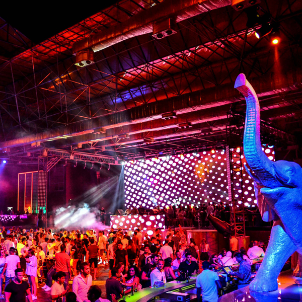 REGULAR VIP TABLES Taj Mahal - Sharm El Sheikh Night Club Tickets